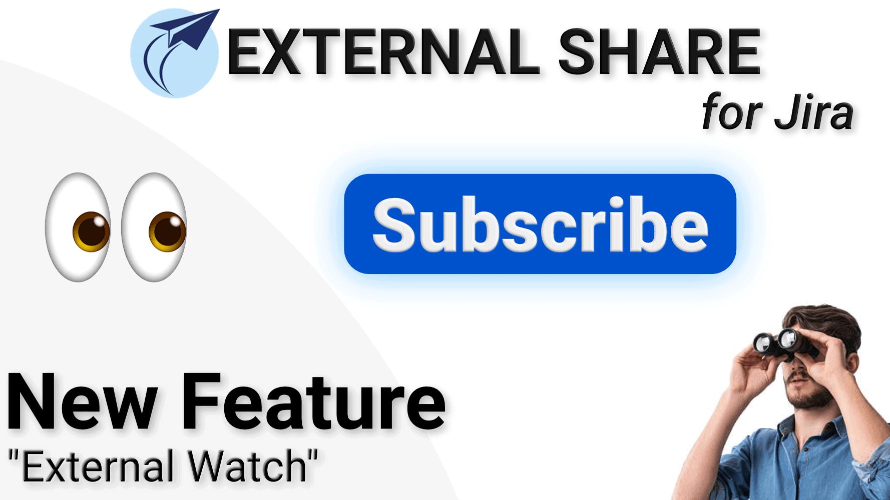 External Watch new feature article header image