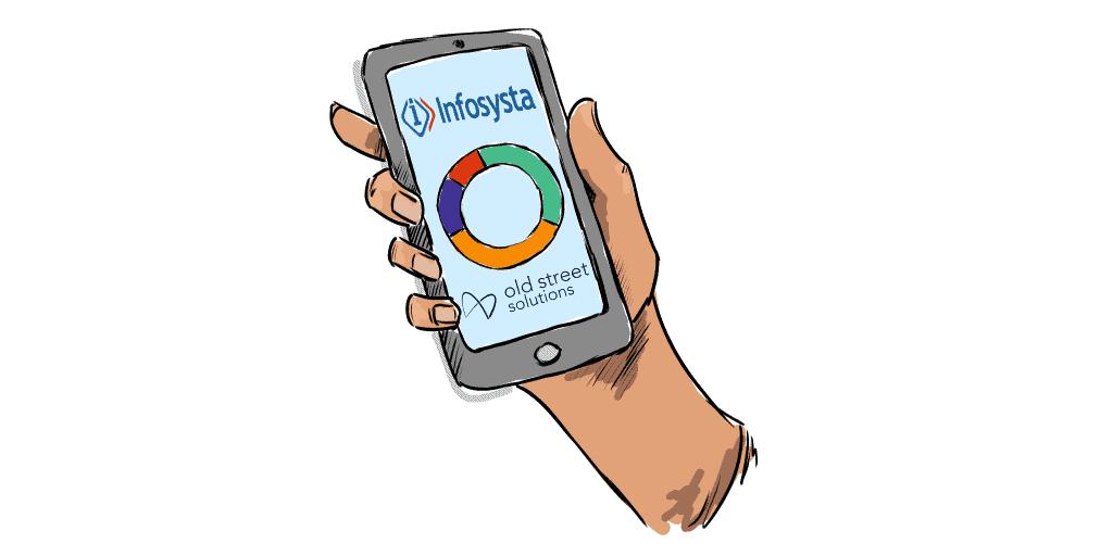 Header Image for Infosysta-Custom Charts integration announcement