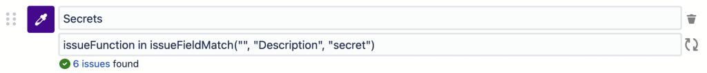 ScriptRunner Function for Data Warnings 1