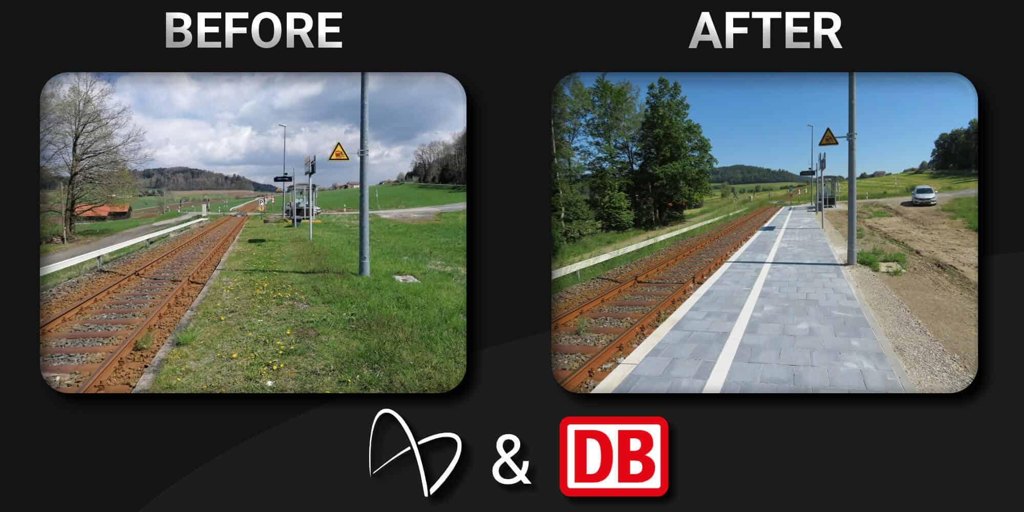 Deutsche Bahn Case Study Header Image