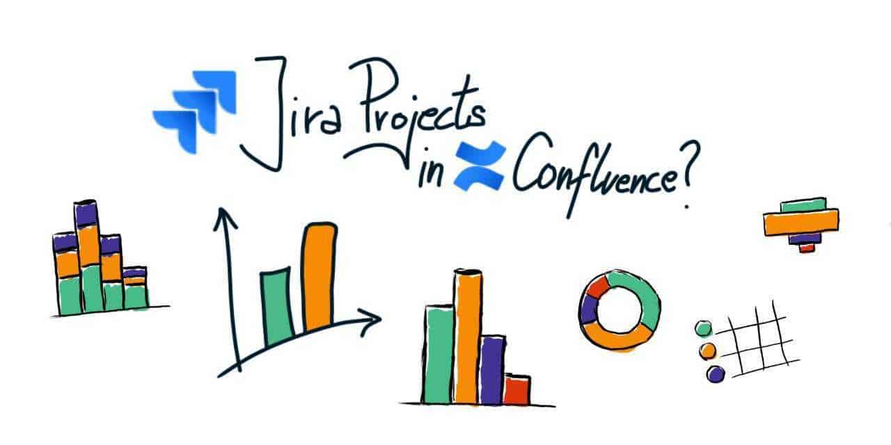 Visualizing Jira Projects in Confluence Header